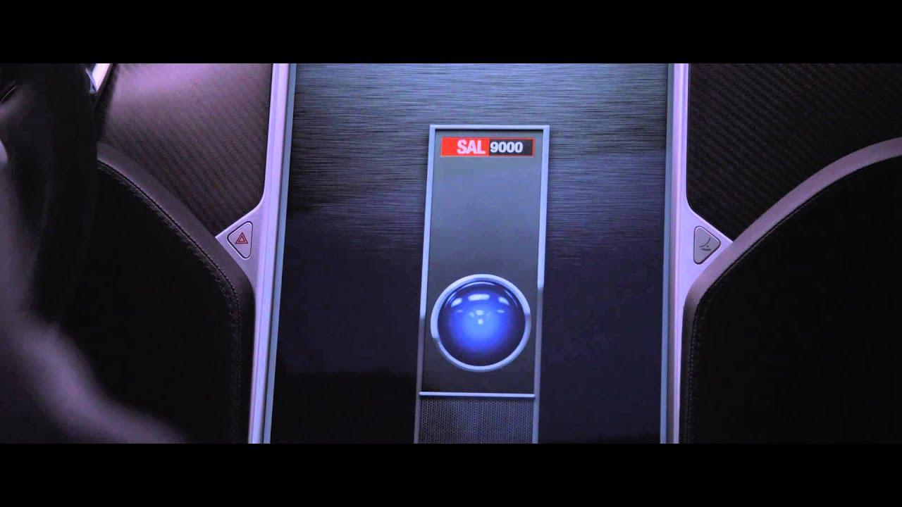 2001 A Tesla Odyssey HAL 9000 Parody YouTube