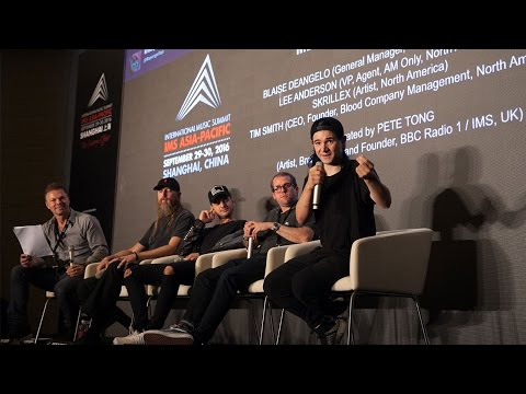 IMS Asia-Pacific 2016 After Movie with Skrillex, Alesso, Jolin Tsai