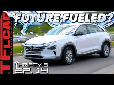We Drive The Only Car More Interesting Than A Tesla Model 3! - Thrifty 3 E. 14