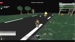 R2D Resurrection ALPHA -Gameplay (Roblox)