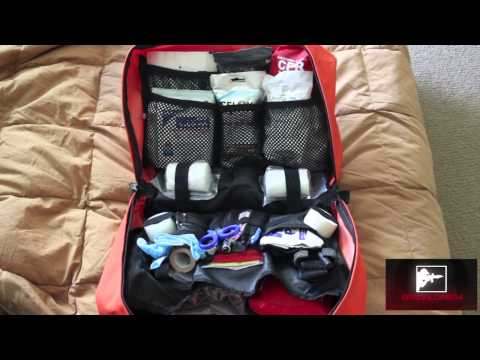 BASIC First Aid Kit For Your Vehicle
