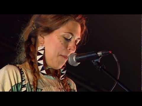 BBC Introducing: Sarah Williams White at Reading Festival 2012