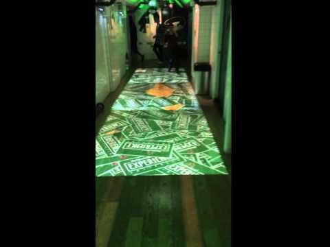 The Heineken Experience- Interactive Display
