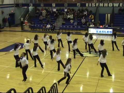 Eisenhower High School Varsity Dance Team January 13, 2009