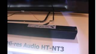 Trải nghiệm dàn loa thanh cao cấp Sony  HT  NT3