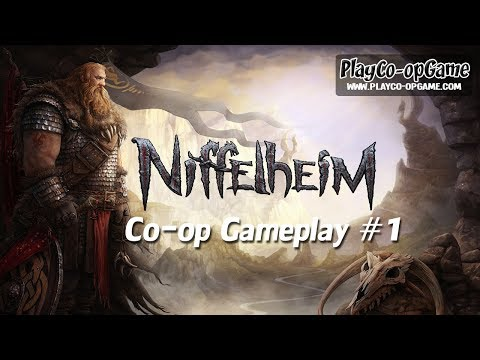 Niffelheim (Early Access) [PC/Steam] - (4-players) Co-op Gameplay #1