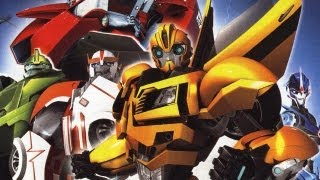 Classic Game Room - TRANSFORMERS PRIME review for Wii