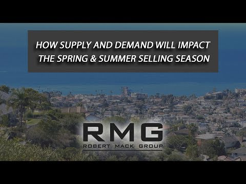 Orange County Real Estate Agent: How Will Supply and Demand Impact Our Market Moving Forward?