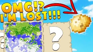 I'M LOST CAN YOU FIND ME!? - MINECRAFT LOST POTATO ADVENTURE MAP