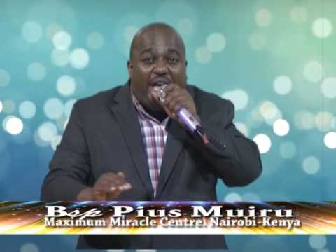Bishop Pius Muiru - That thing will be taken...