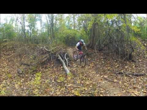 Mountain Biking Stoner Boat Launch Trail System Shreveport, Louisiana