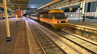 Train Simulator 2012 - Great Western HST