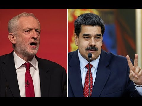 The times that Corbyn and his allies praised socialist Venezuela