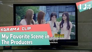 Video [CLIP] My Favorite KDrama Scene - Producer: Clearing Cindy's Name (Ep12) download MP3, 3GP, MP4, WEBM, AVI, FLV April 2018