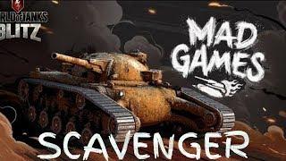 Wotb: Mad games | Scavenger