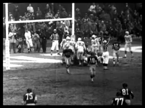 Colts win 1958 Pro football Title