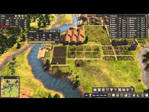 Banished - Colonial Castle Mods! [Pt.1] | FunnyDog.TV