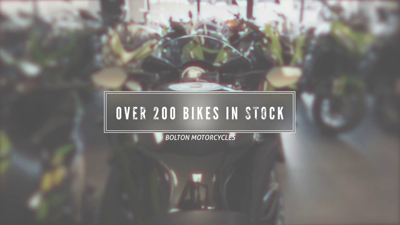 Bolton Motorcycles - Motorcycles, Scooters & Mopeds