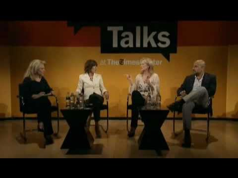 Full TimesTalks; Meryl Streep, Stanley Tucci & Nora Ephron