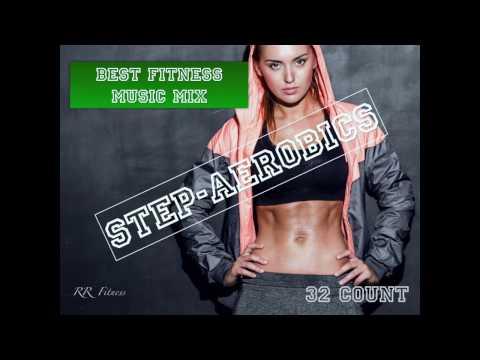 Step Aerobics Music Mix #5 133-136 Bpm 58' Israel RR Fitness