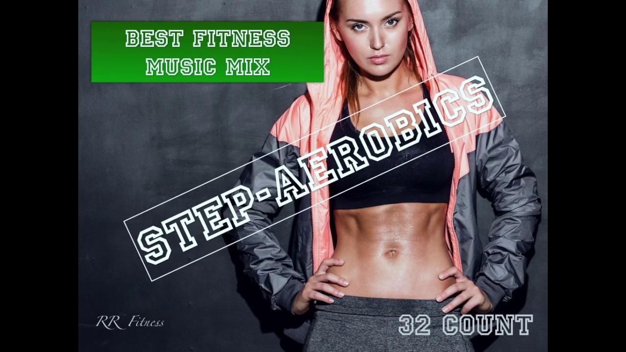 Step Aerobics Music Mix 5 133 136 Bpm 58 Israel Rr Fitness Youtube