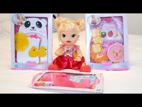 Новые Наборы Одежды Для Куклы Как Мама Ходила в Детский Магазин Одевала Куклу 108мама тиви