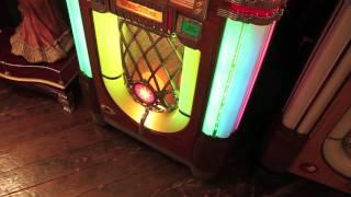 Wurlitzer 1015 Jukebox For Sale