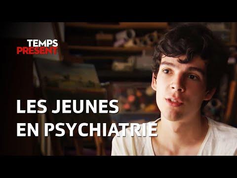 Temps Présent - Une vie de jeune en psychiatrie