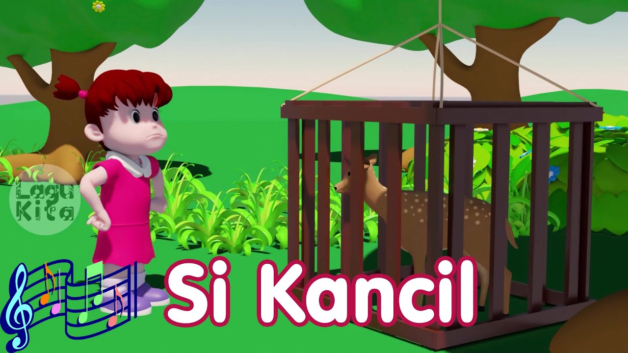 SI KANCIL -  DIVA 3D | Lagu Anaka Indonesia | Lagu Anak Channel