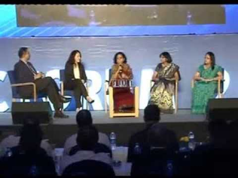 Power Panel: Transforming the Gender Equation in Corporate -- EMC Forum 2013