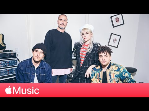 Paramore and Zane Lowe on Beats 1 [Part 2 Interview]
