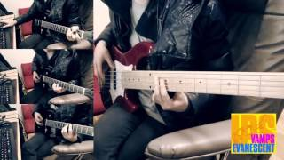 Gambar cover VAMPS - EVANESCENT (GUITAR & BASS COVER vocalless)