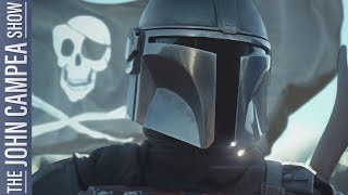 Star Wars: The Mandalorian Will Be The Most Pirated Show Of All Time - The John Campea Show