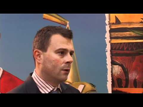 Matthew Weihs, MD, Bench Events @ ITB Berlin 2012