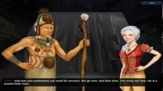 The Clockwork Man 2 - Part 12: ENDING :( STATUE PENIS/FRONT ANUS (The Hidden World) (Walkthrough)