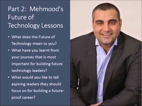 The Future of Technology Interview with Mehmood Khan, Chief Operating Officer (COO) at SAP Africa