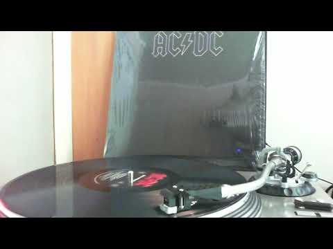 AC DC - Back in Black (Vinyl)