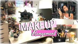 MAKE UP COLLECTION  JE VOUS MONTRE TOUT ! -