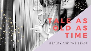 Tale as Old As Time - Beauty and the Beast - HARP COVER - Sam MacAdam