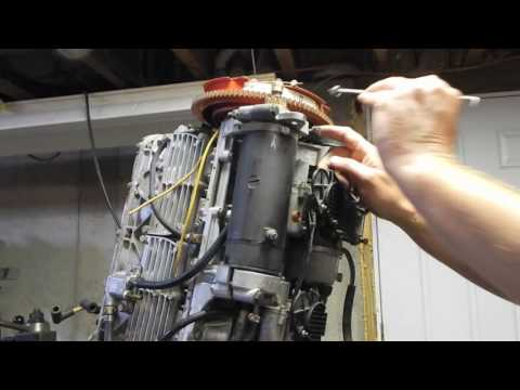 """The Mercury 115 """"Tower of power """" outboard motor Part 25"""