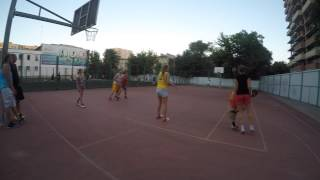 Streetball. Saratov. The sample. Tech N9ne – E.B.A.H.