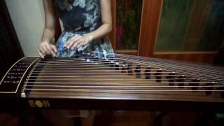 Always with me(spirited away)-Joe Hisaishi (guzheng version)