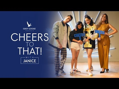 Cheers To That! With Janice - EP 04 | Jonita Gandhi, Lisa Mishra, Zaeden, Jasleen Royal