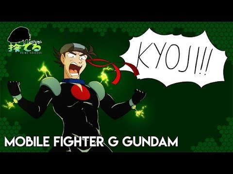 Anime Abandon: Mobile Fighter G Gundam