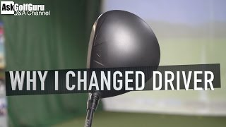 Why I Changed Driver