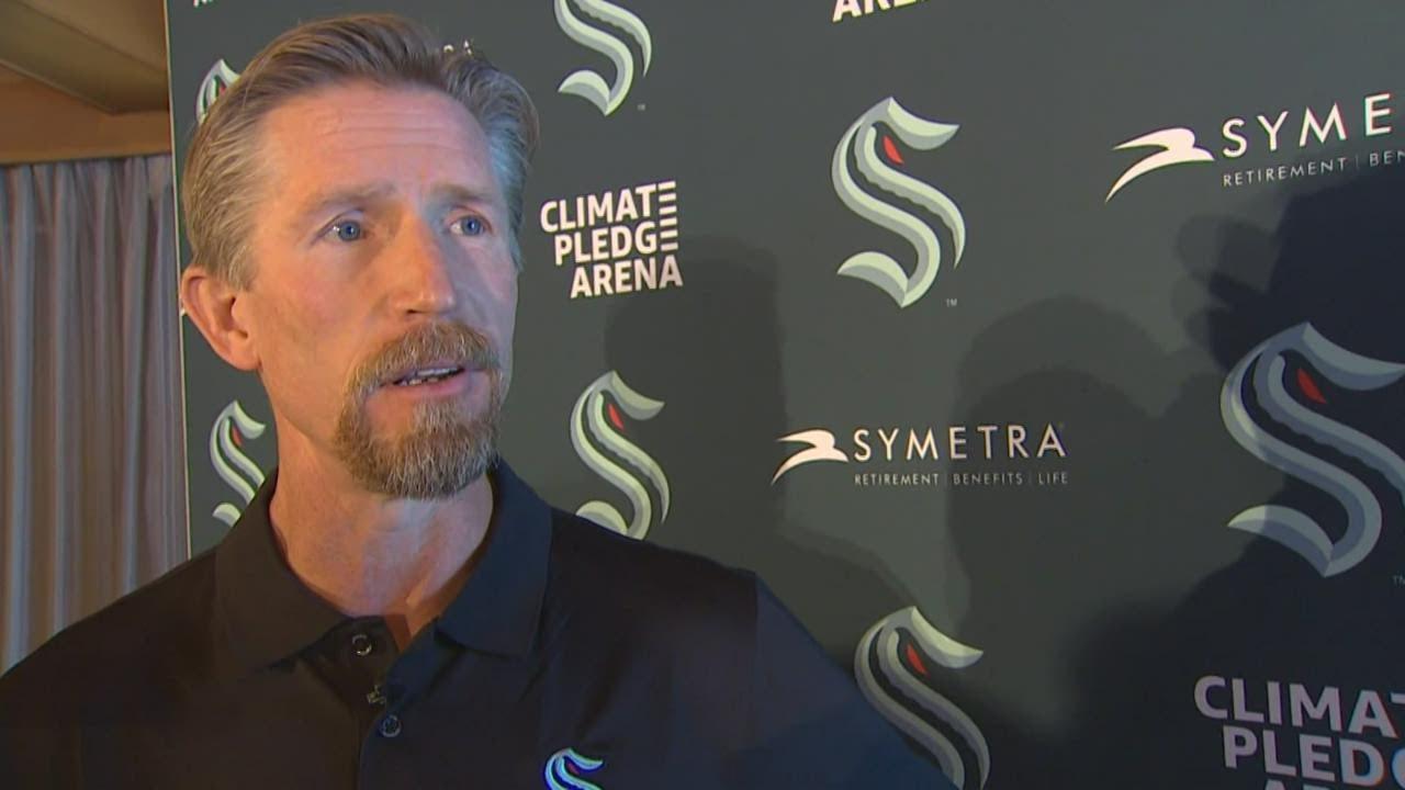 Expansion Seattle Kraken hire Dave Hakstol as first coach
