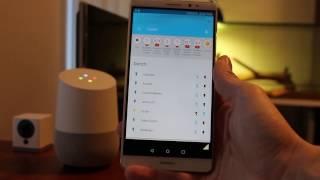 Google Home + Broadlink + IFTTT.com Maker (english subtitle, magyar nyelven)