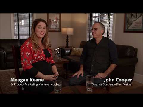 Q&A with Sundance Film Festival's Director, John Cooper | Adobe Creative Cloud