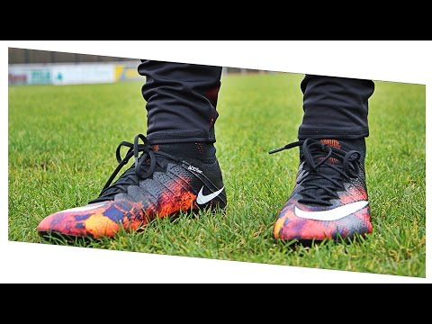 Nike Mercurial Superfly: CR7 -  Test/ Review