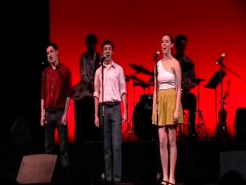 Never from Darling sung by Edan Laniado, Sam Melni...